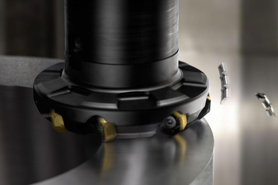 Utensili metallo duro a fissaggio meccanico