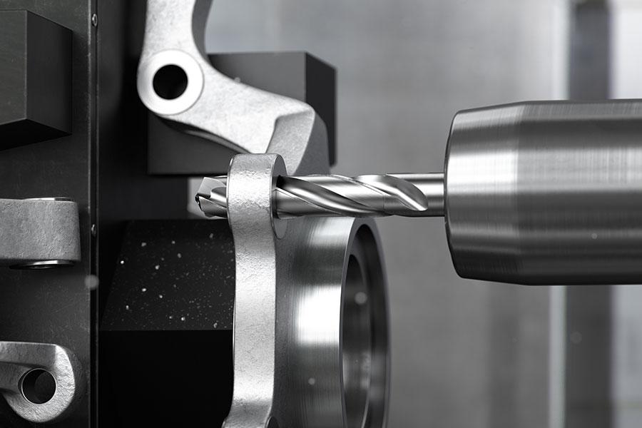 Utensili HSS e metallo duro integrale