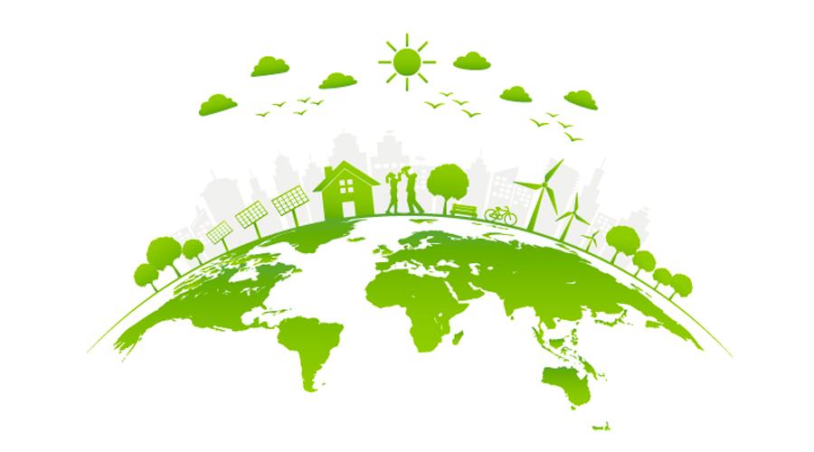 Lavoriamo per la sostenibilità ambientale.