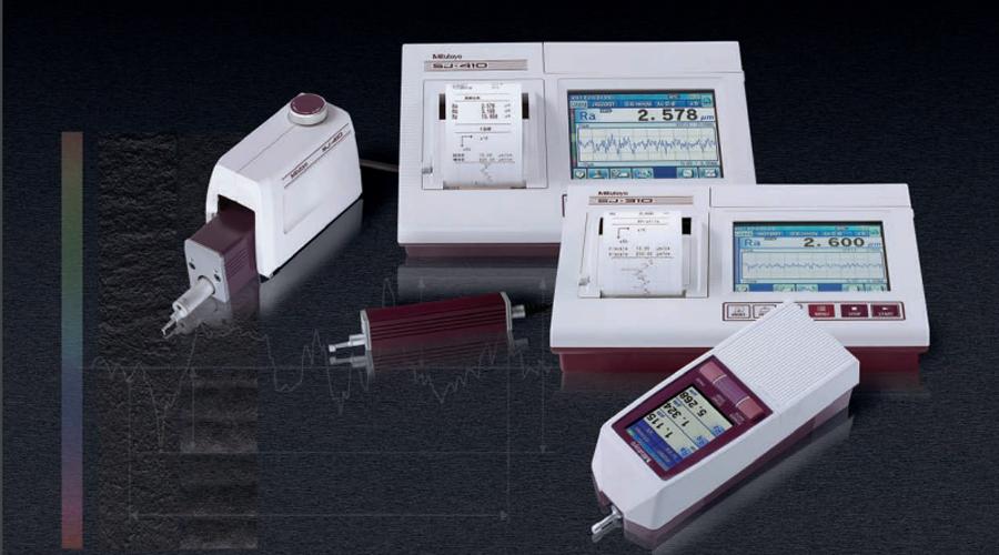 La promozione Mitutoyo sulla serie SJ di rugosimetri portatili