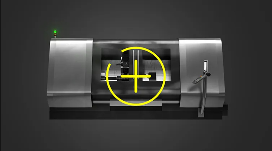 Lavorazione automatizzata con AMAT e CoroPlus® Connected