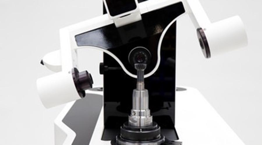 Gear skiving per il presetting degli utensili HAIMER Microset VIO Linear