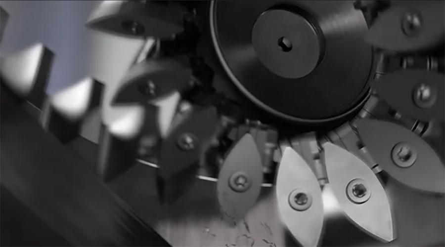 Power Skiving, nuovi inserti in metallo duro, PrimeTurning.