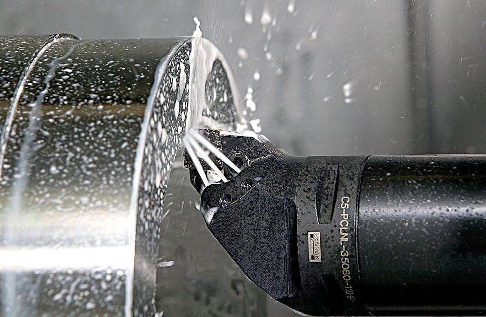 Ottimizzare la tornitura in acciaio con AMAT e Sandvik Coromant